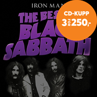 Produktbilde for Iron Man - The Best Of Black Sabbath (CD)