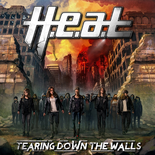 Tearing Down The Walls (CD)