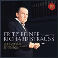 Fritz Reiner - Conducts Richard Strauss - Limited Edition (11CD)