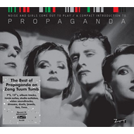 Noise And Girls Come Out To Play - A Compact Introduction To Propaganda (Remastered) (CD)