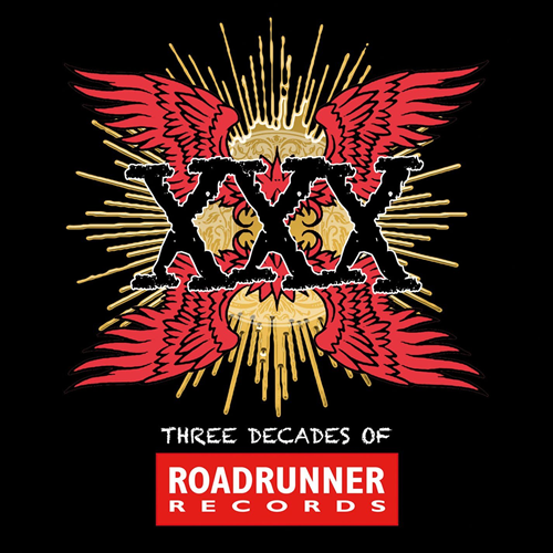 XXX: Three Decades Of Roadrunner Records – Best Of (CD)