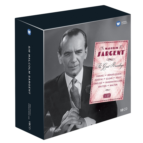 Sir Malcolm Sargent - Icon: The Great Recordings (18CD)