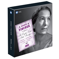 Annie Fischer - Icon: The Complete London Studio Recordings (8CD)