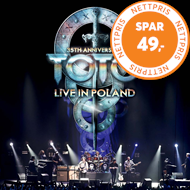 Produktbilde for 35th Anniversary Tour - Live In Poland (2CD)