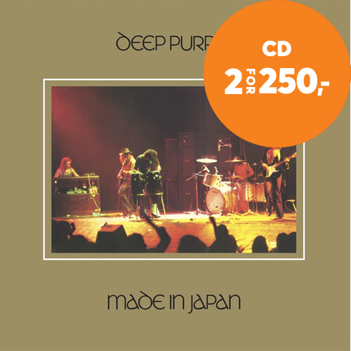 Made In Japan (Remastered) (CD)