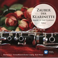 Produktbilde for von Weber: Zauber Der Klarinette (Inspiration Series) (CD)