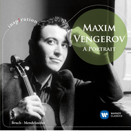 Maxim Vengerov - A Portrait (Inspiration Series) (CD)