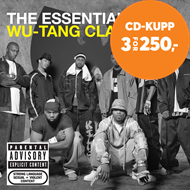 Produktbilde for The Essential Wu-Tang Clan (2CD)