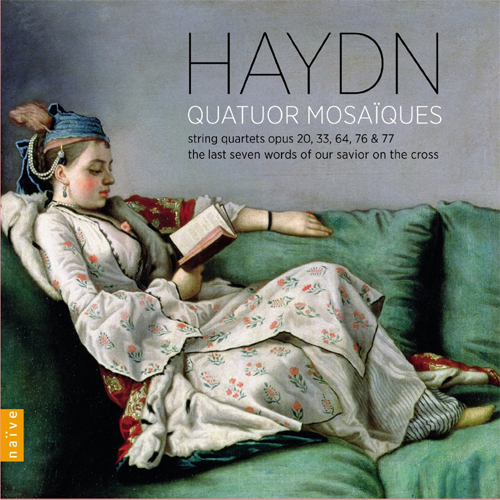 Haydn: String Quartets; Last Seven Words Of Our Savior On The Cross (10CD)