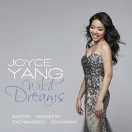 Joyce Yang - Wild Dreams (CD)