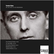 Valen: On The Path To His Modernism (CD)
