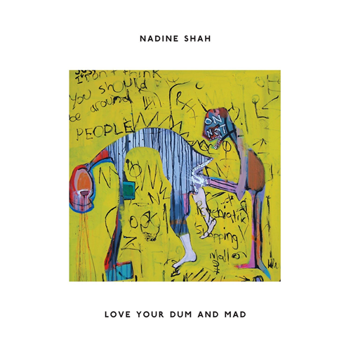 Love Your Dum And Mad (CD)
