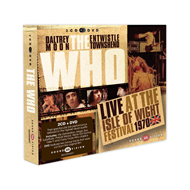 Live At The Isle Of Wight 1970 (2CD + DVD)