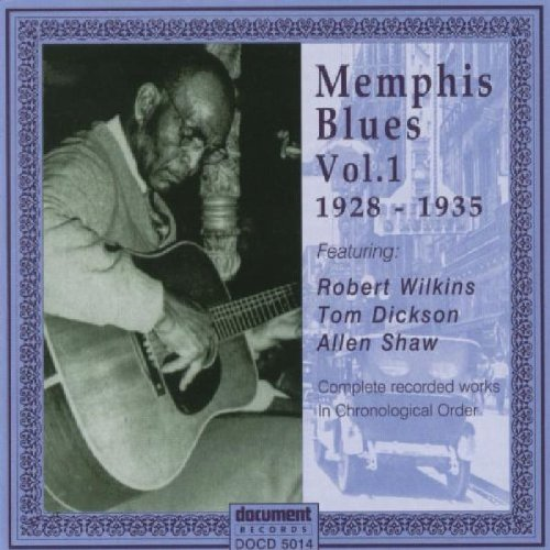 Memphis Blues Vol. 1 1928-1935 (CD)