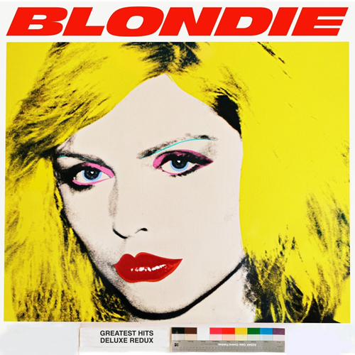 Blondie 4(0) Ever - Greatest Hits Deluxe Redux / Ghosts Of Download (2CD)