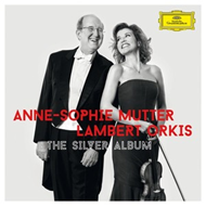Anne-Sophie Mutter & Lambert Orkis - The Silver Album (2CD)