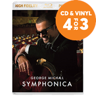Produktbilde for Symphonica (Pure Audio Blu-ray)