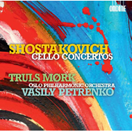 Truls Mørk - Shostakovich Cello Concertos 1 & 2 (CD)