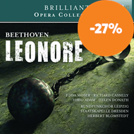 Produktbilde for Beethoven: Leonore (2CD)