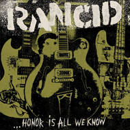 Honor Is All We Know (CD)