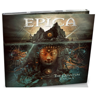 The Quantum Enigma - Limited Digipack Edition (2CD)