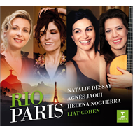 Produktbilde for Natalie Dessay - Rio-Paris (CD)