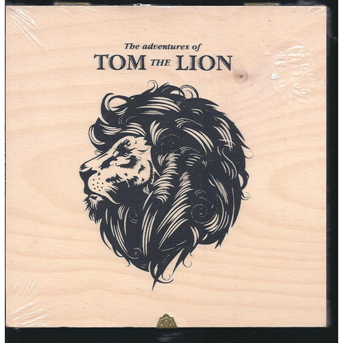 The Adventures Of Tom The Lion (CD)