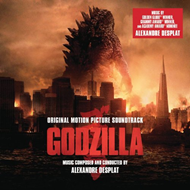 Godzilla - Original Motion Picture Soundtrack (CD)
