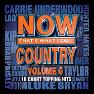 Now That's What I Call Country 6 (CD)