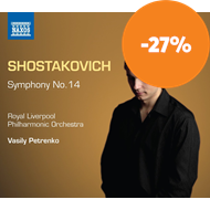 Produktbilde for Shostakovich: Symphonies Vol.10 - Symphony No.14 (CD)
