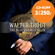 Produktbilde for The Blues Came Callin' (CD)