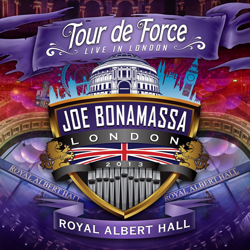 Tour De Force - Royal Albert Hall (2CD)
