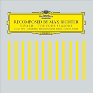 Recomposed By Max Richter - Vivaldi: The Four Seasons (m/DVD) (CD)