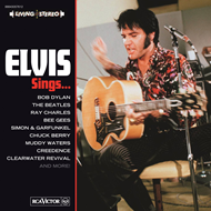 Elvis Sings... (CD)