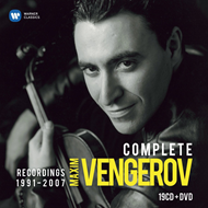Maxim Vengerov - The Complete Recordings 1991-2007 (19CD+DVD)