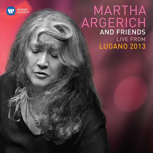 Martha Argerich -  And Friends Live From Lugano 2013 (3CD)