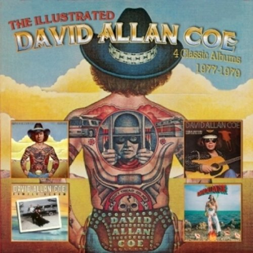 Illustrated David Allan Coe (2CD)