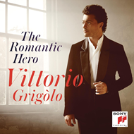 Vittorio Grigolo - The Romantic Hero (CD)