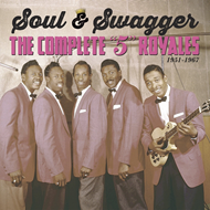 "Soul & Swagger - The Complete ""5"" Royales 1951-1967 (5CD)"