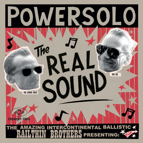 The Real Sound (CD)