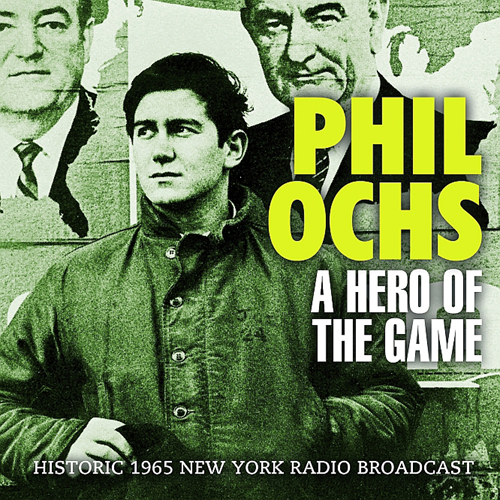 A Hero Of The Game - Live Radio Broadcast 1965 (CD)