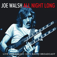 All Night Long - Live Radio Broadcast 1981 (CD)