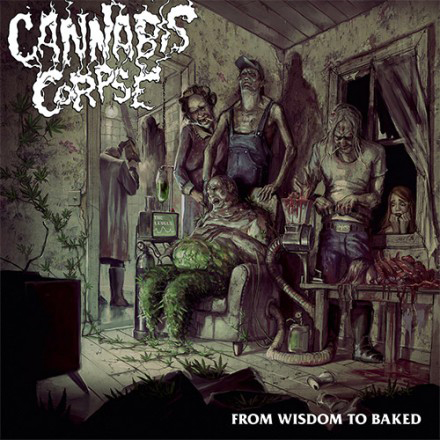 From Wisdom To Baked (CD)