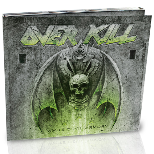 White Devil Armory - Deluxe Edition (CD)