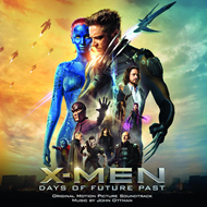 X-Men - Days Of Future Past (CD)