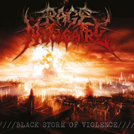 Black Storm Of Violence (CD)