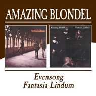 Produktbilde for Evensong / Fantasia Lindum (CD)