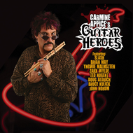 Produktbilde for Carmine Appice's Guitar Heroes (UK-import) (CD)
