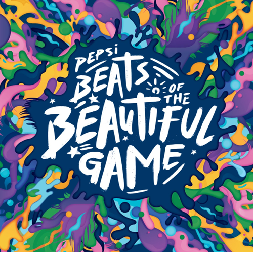 Beats Of The Beautiful Game (CD)
