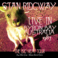 Live In Byron Bay, Australia 1987 (CD)